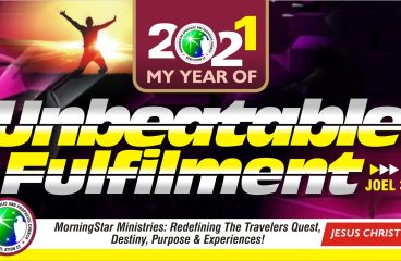2021 YEAR OF UNBEATABLE FULFILMENT